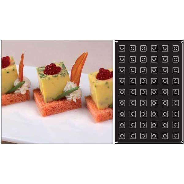 Mini Cubes Silicone Mould