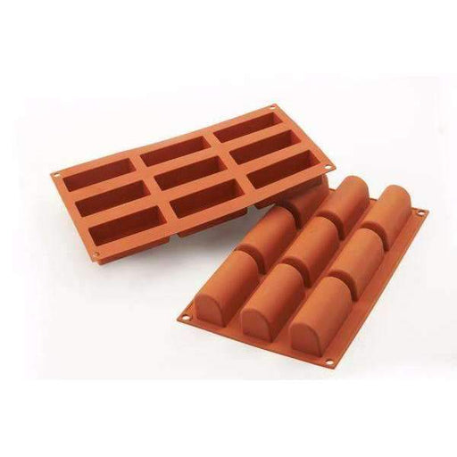 Mini Log Silicone Mould