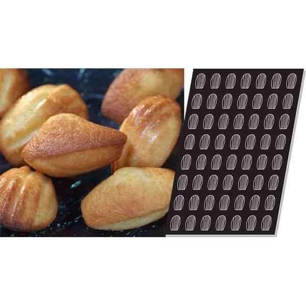 Mini Madeleines Silicone Mould