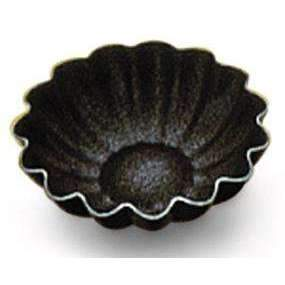 "Non-Stick ""Petit Fours"" Ribbed Dome Moulds"