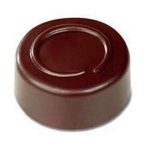 """O"" Round Chocolate Mould"