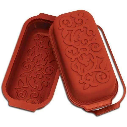 Ornamental Plum Cake Mould