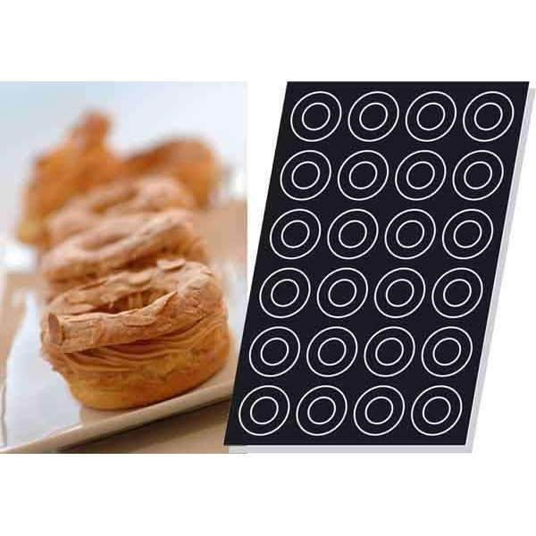 Paris-Brest Silicone Mould