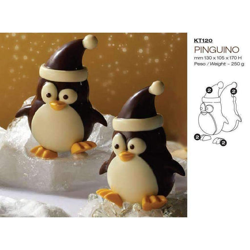 Penguin Kit Chocolate Mould