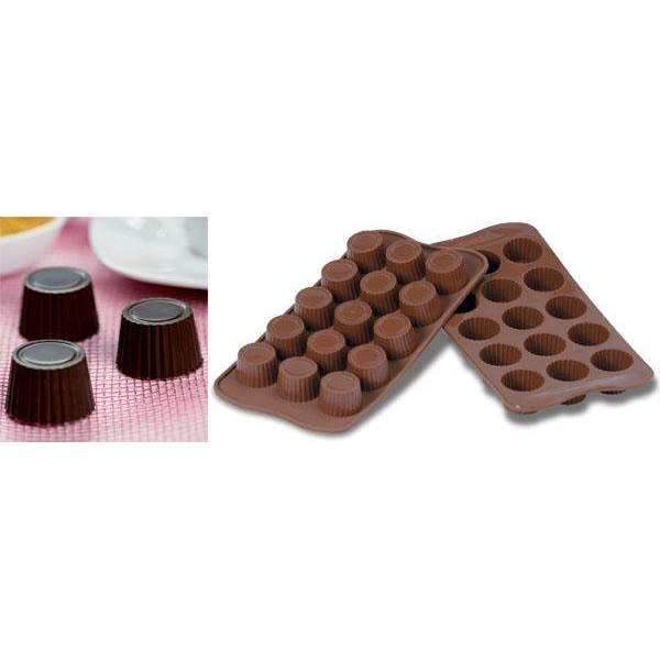 Silikomart™ Praline Chocolate Silicone Mould