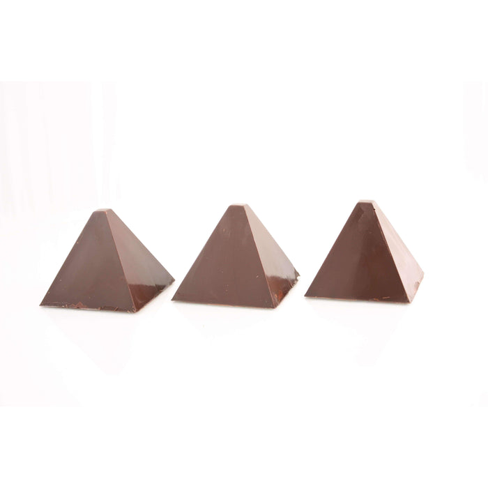 Pyramids Chocolate Thermoformed Mould