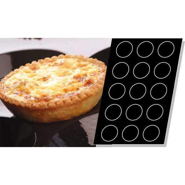Quiches / Pies Silicone Mould