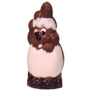 Bunny in Egg Chocolate Thermoformed Mould