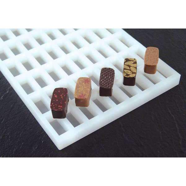 Rectangle Bonbon Chocolate Silicone Mould