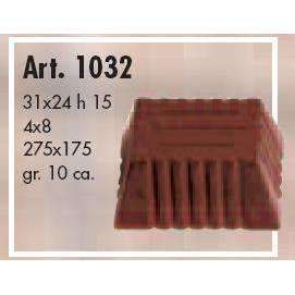 Rectangle chocolate mould