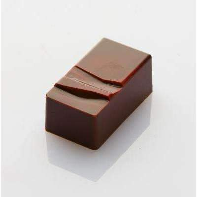 Relief Rectangle Bonbon Chocolate Mould