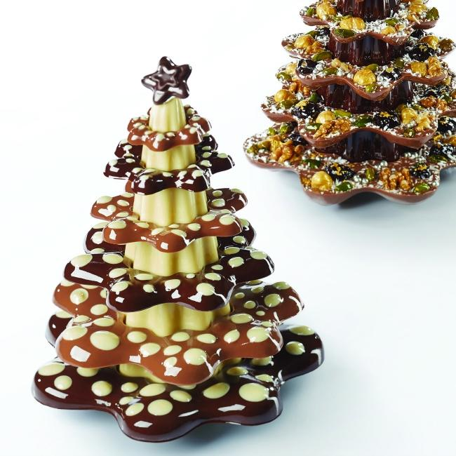 Ring Christmas Tree Kit Chocolate Mould