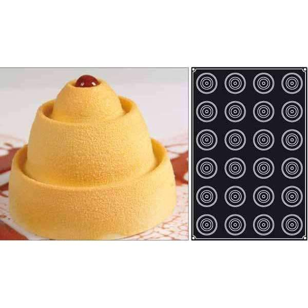 Bagues Silicone Mould