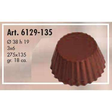 Round Bonbon Chocolate Mould