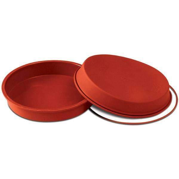 Round pan Silicone Mould - Ø 220 mm