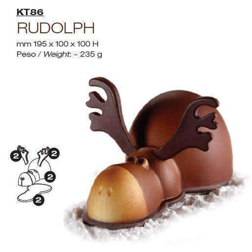 Rudolph Kit Chocolate Mould