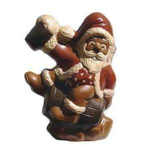 Santa Claus Chocolate Hollow Mould