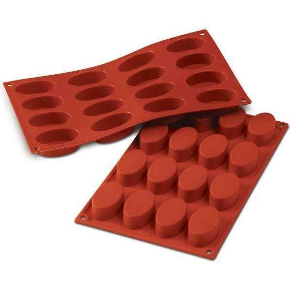 Small Ovals Silicone Mould