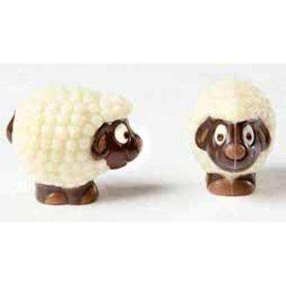 Small Sheep Chocolate Mould