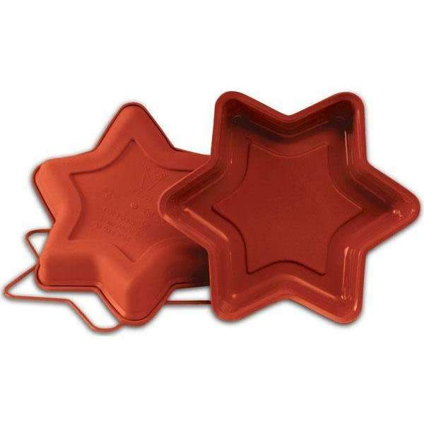 Small Star Silicone Mould