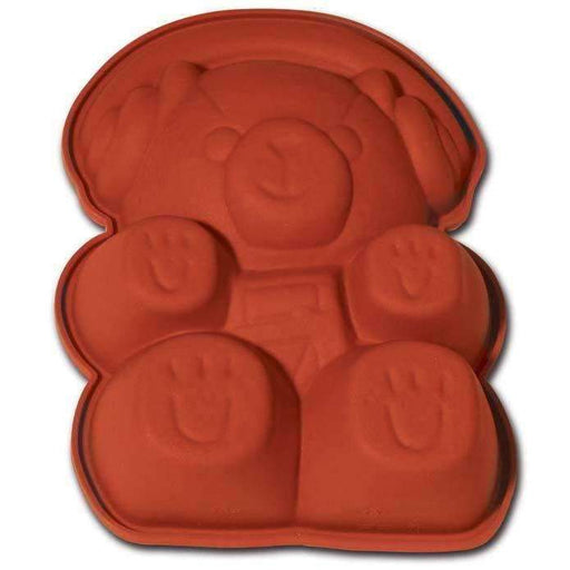 Small Teddy Bear Silicone Mould