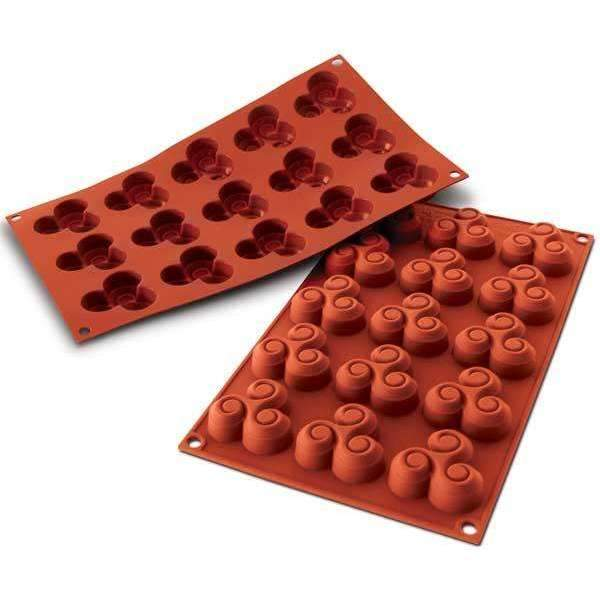 Small Triskell Silicone Mould