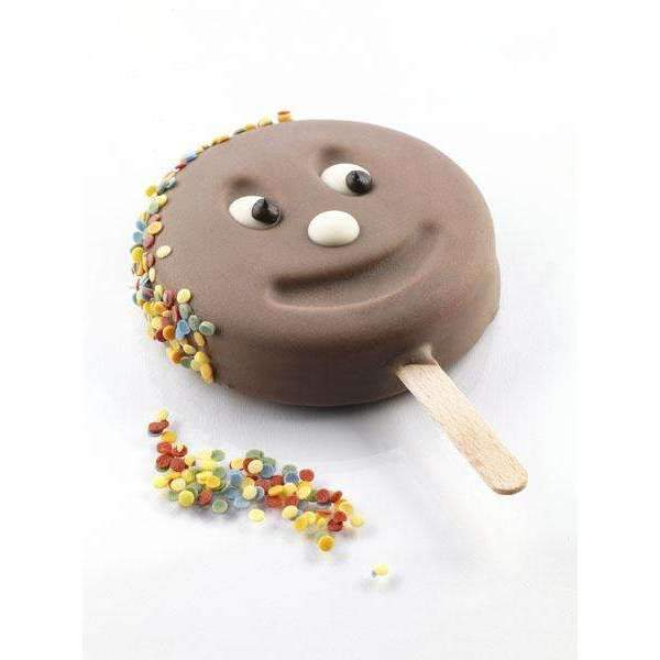 Smiley Face Ice Cream Mould