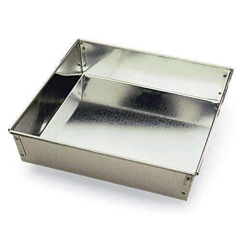 Square Cake Heavy Tin Moulds