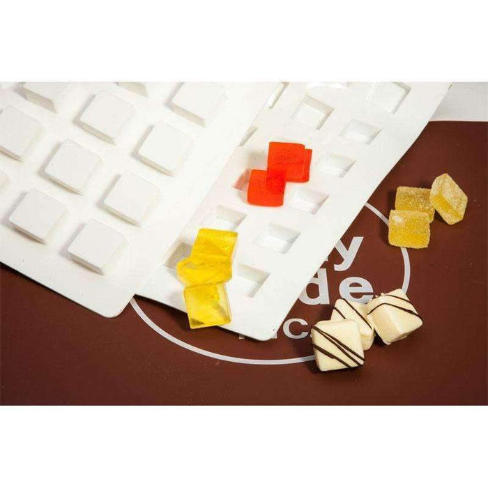 Square Truffle Silicone Mould