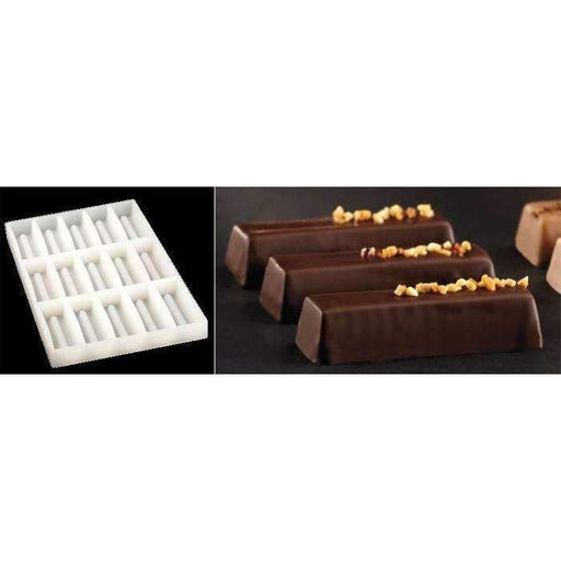Straight Bar Silicone Moulds