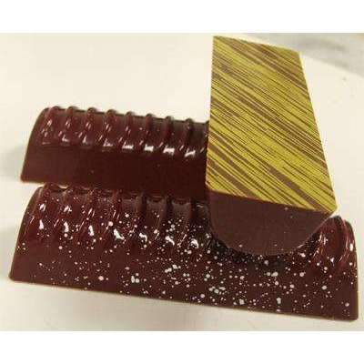 34g Streaked Bar Chocolate Mould