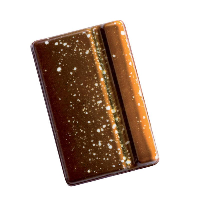 4g Tasting Wave Chocolate Bar Mould