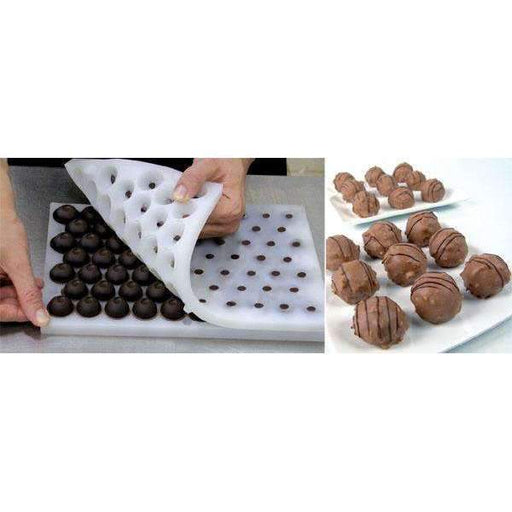Truffles Chocolate Silicone Mould