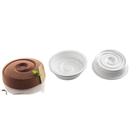 Vortex Silicone Mould
