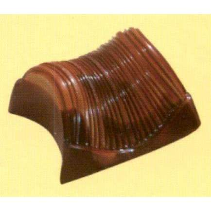 Wave Decor Chocolate Mould