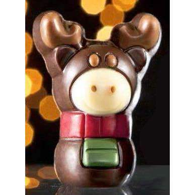 Winter Reindeer Chocolate Mould