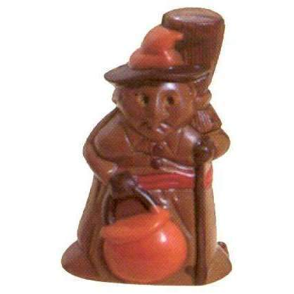 Witch Chocolate Mould