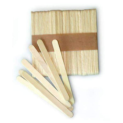 Wooden Sticks for Steccoflex Silicone Ice Cream & Gelato Moulds