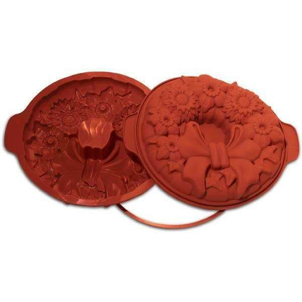 Wreath Silicone Mould