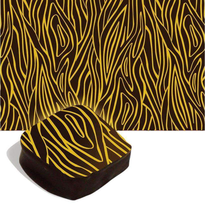 Yellow Bark Chocolate Transfer Sheets