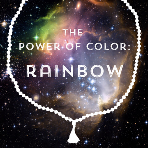 Correspondences and meanings of the color rainbow