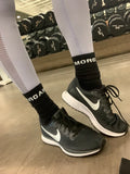 Morgainz Co Socks- black