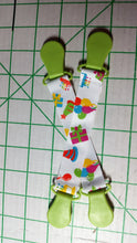 Handmade Mitten Straps for Babies, Toddlers and Adults
