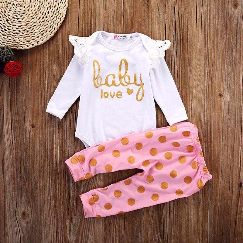 Baby Love two piece set