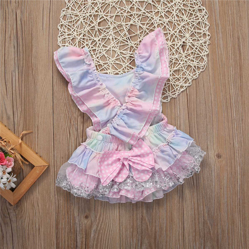 Fairy Floss Romper