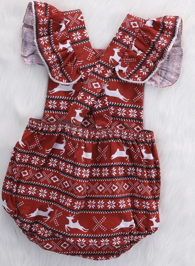Faith Romper