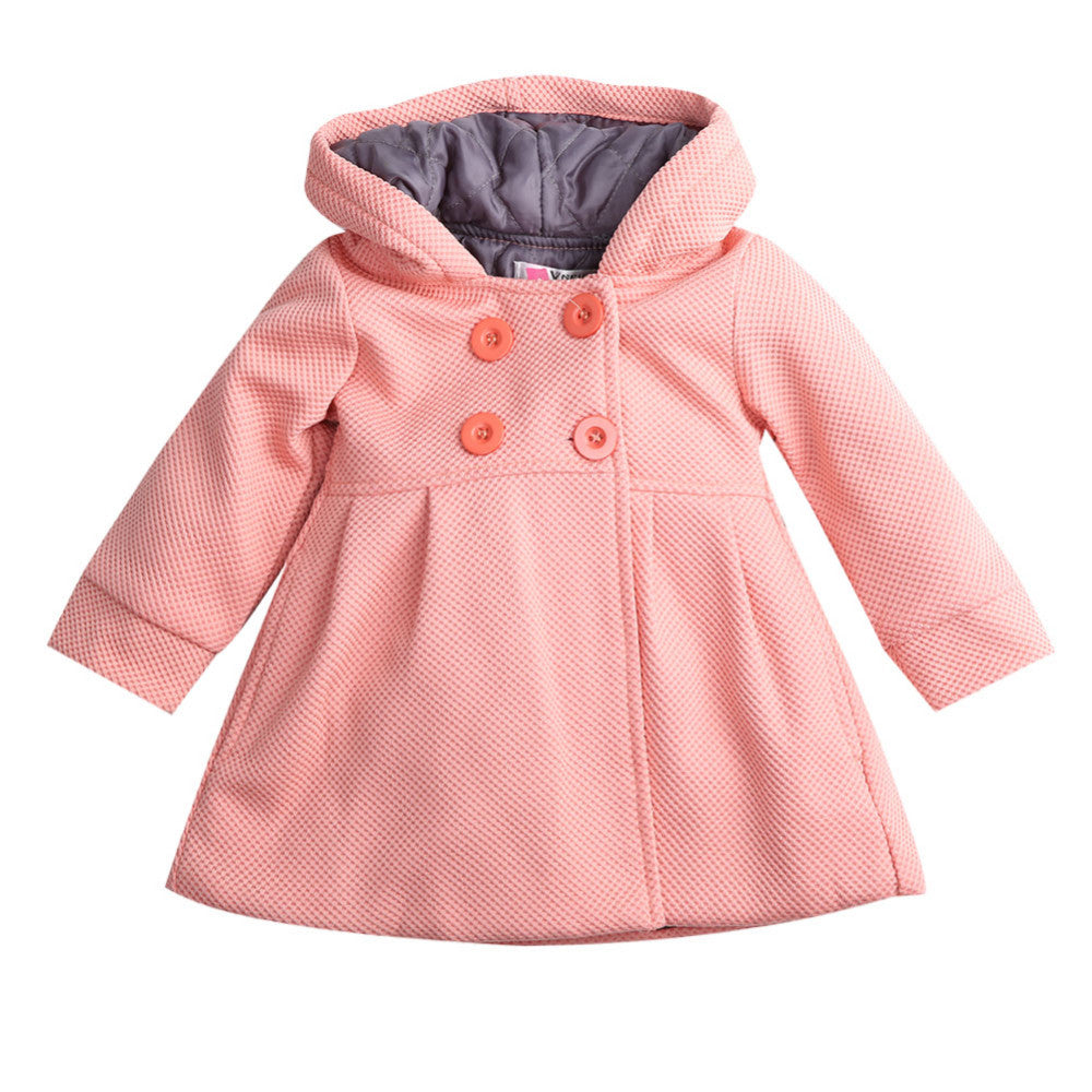 Evie Hooded Coat