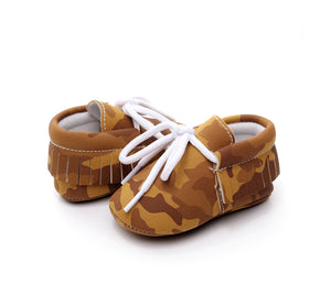 Lace up Moccasins
