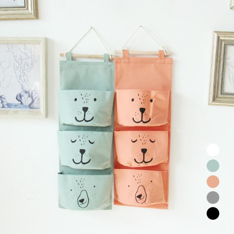 Wall Hanging Storage Pocket