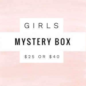 Girls Mystery Box